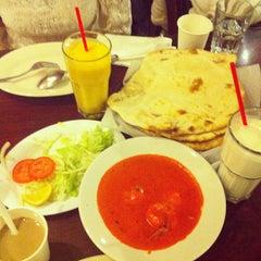 Photo taken at Chutney Restaurant by Chau B. on 1/6/2013