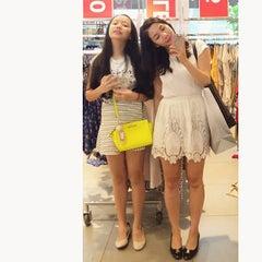 Photo taken at H&M by Chau Bui B. on 6/27/2015