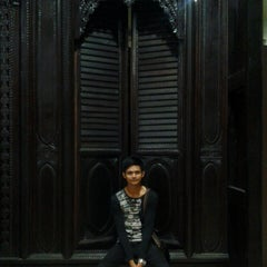 Photo taken at Museum Lambung Mangkurat Banjarbaru by Bubud S. on 10/7/2013