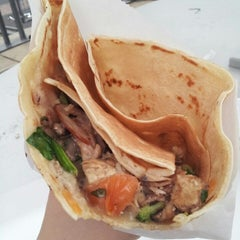 Photo taken at The Creperie At Temple by Sim L. on 12/5/2013