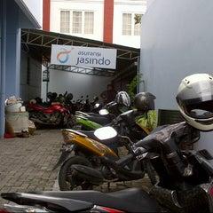 Photo taken at Asuransi Jasa Indonesia (Jasindo) by Dick H. on 1/3/2013