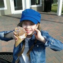 Photo taken at UDairy Creamery by Deborah D. on 3/12/2012