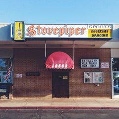 Photo taken at Stovepiper Lounge by John L. on 9/22/2014