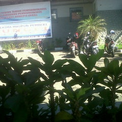 Photo taken at Rutan Kebon Waru by Rurin C. on 12/20/2012