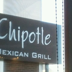 Photo taken at Chipotle Mexican Grill by Greg A. on 1/22/2013