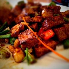 Photo taken at Taste of Sichuan Beaverton by Kyle Y. on 11/7/2012