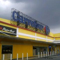 Photo taken at Carrefour by dek n. on 3/9/2013