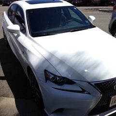 Photo taken at Lexus of Glendale by Amy L. on 4/26/2014