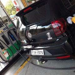 Photo taken at Auto Posto Maria Monteiro by MR. DAVIDSON B. on 12/21/2013