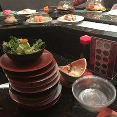 Photo taken at Zen Sushi by Gabriele S. on 4/8/2016