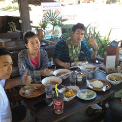 Photo taken at Pai Herb Resort by Oat - Potjanawan N. on 12/21/2012