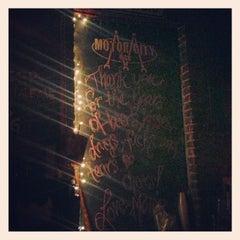 Photo taken at Motor City Bar by Justin M. on 6/26/2013