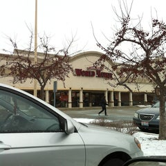 Photo taken at World Market by Amy L. on 2/3/2013