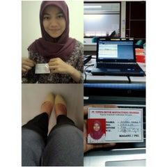 Photo taken at PT. Toyota Motor Manufacturing Indonesia (TMMIN) by Zulfika Fauzia B. on 2/3/2014