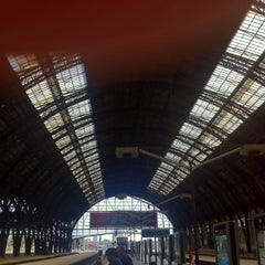 Photo taken at Trenes de Buenos Aires S.A. by Misael A. on 1/27/2014