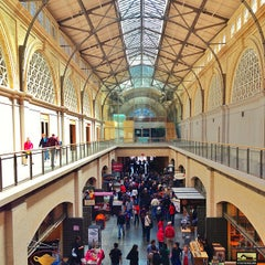 Photo taken at Ferry Building by Paul S. on 3/30/2013