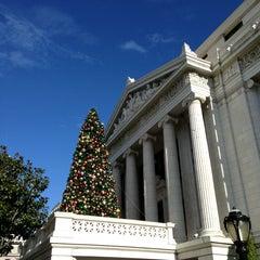 Photo taken at The Ritz-Carlton San Francisco by Mochi P. on 12/26/2012