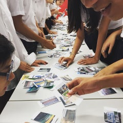 Photo taken at คณะศิลปกรรมศาสตร์ (Faculty of Fine and Applied Arts) by Wee V. on 9/8/2015