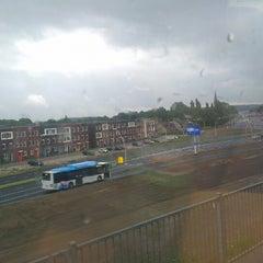 Photo taken at Station Nijmegen Lent by Rob v. on 6/23/2013