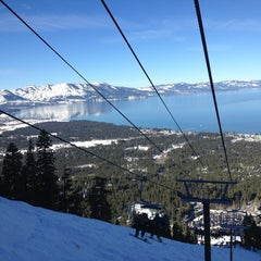 Photo taken at Heavenly Mountain Resort by Kurt D. on 1/4/2013