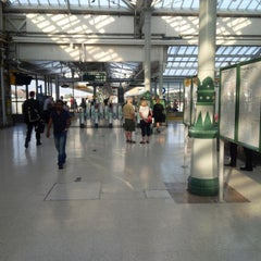 Photo taken at Eastbourne Railway Station (EBN) by UK Homegrown on 8/28/2013