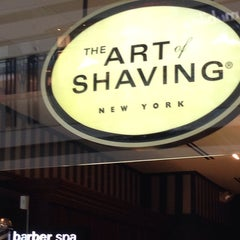 Photo taken at The Art of Shaving by Andre J. on 10/14/2013