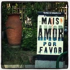 Photo taken at Avenida Visconde de Albuquerque by Tatiana C. on 9/15/2012