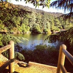Photo taken at Franklin Canyon Park by Allison H. on 5/20/2013