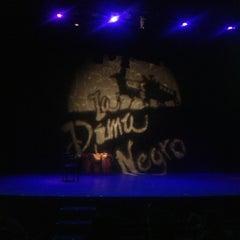Photo taken at Teatro Julio Prieto by Paris S. on 3/3/2013