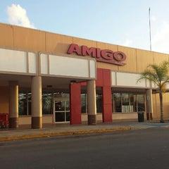 Photo taken at Supermercado Amigo by latinageek on 2/6/2014