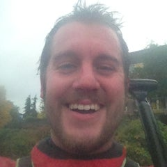 Photo taken at Burke Gilman Trail (Adobe) by Dan I. on 10/31/2012