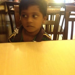 Photo taken at Woodlands Vegetarian Restaurant by Jamil A. on 1/28/2014
