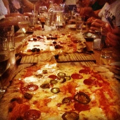 Photo taken at Al Forno by Iain M. on 7/17/2013