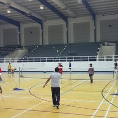 Photo taken at Salah AlDin Sports Hall صالة صلاح الدين الرياضية by Gokul R. on 10/1/2013