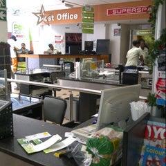 Photo taken at SPAR by Karen L. on 12/27/2012
