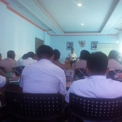 Photo taken at Kantor ASDP Merak by Gde C. on 3/11/2014