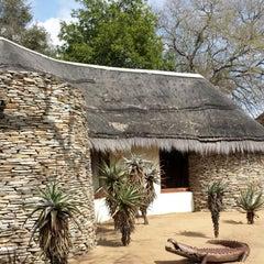 Photo taken at Tintswalo Safari Lodge by Ted C. on 8/11/2013
