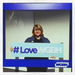 Photo taken at WGBH by xina on 4/20/2016