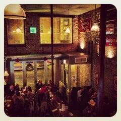 Photo taken at Hopleaf Bar by Becki S. on 11/30/2012
