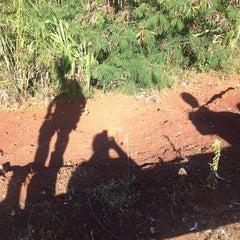 Photo taken at Hanapepe Canyon Lookout by Jen B. on 1/4/2013