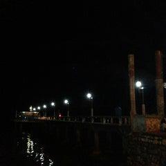 Photo taken at Pantai Amahami by Dedy S. on 4/12/2014