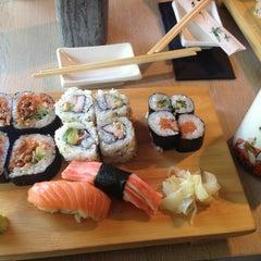 Photo taken at Edoki Sushi Bar by Aparna V. on 7/31/2014