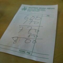 Photo taken at Restoran Selera Ampang by shuk-e m. on 12/11/2012