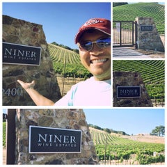 Photo taken at Niner Wine Estates by Rolly M. on 7/16/2015