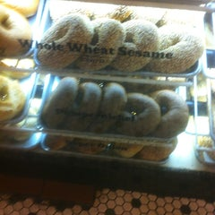 Photo taken at Noah's New York Bagels by Martin C. on 4/27/2013