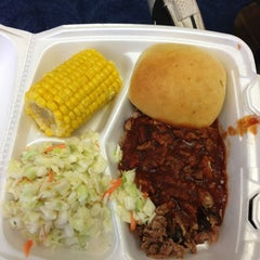 Photo taken at Dickey's Barbecue Pit by Connie H. on 1/8/2013