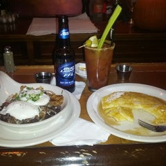 Photo taken at DeLux Bar And Grill by Scott K. on 10/28/2012