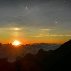 Photo taken at Gunung Merapi by Florentina W. on 1/1/2016