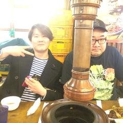 Photo taken at 서래갈매기 by Yanagawa K. on 1/7/2014