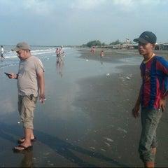 Photo taken at Pantai Randusanga Indah by Windy B. on 9/19/2013